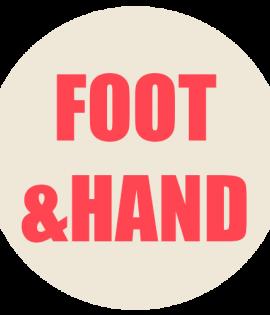 foot&hand