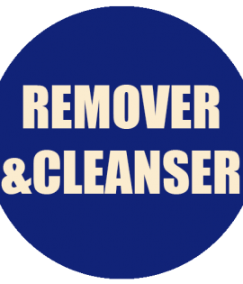 remover&cleanser