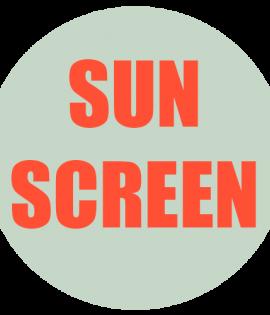 sun-screen